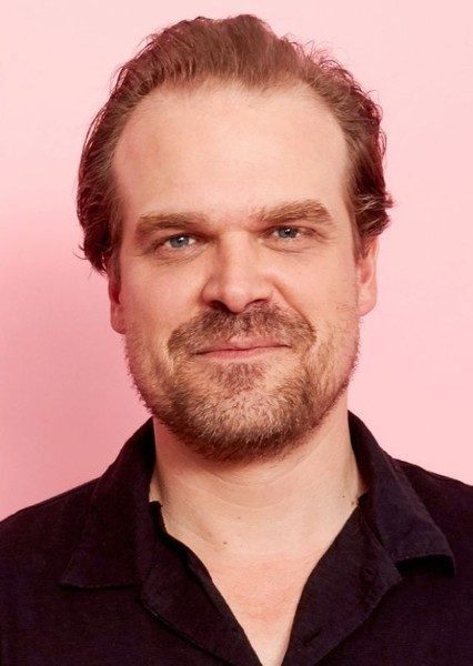 David Harbour as Man-At-Arms in He-Man and the Masters of the Universe (Netflix)