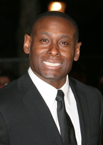 David Harewood as J'onn J'onzz in Arrowverse: The Justice League