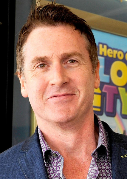 David Kaye as Vision in Disney XD Marvel Animated Voices