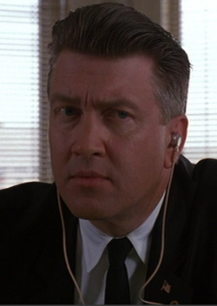 David Lynch as Slade in Teen Titans ('90s live action show)