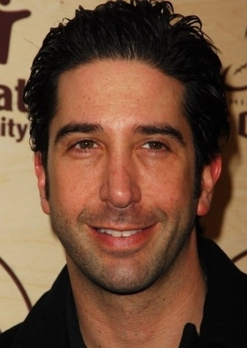 David Schwimmer as Host in Carmen Sandiego
