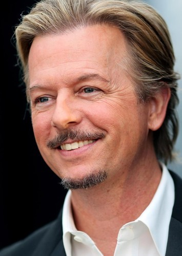 David Spade as Mr.Knox in Fox in Socks