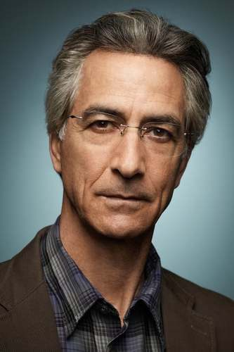 David Strathairn as William Seward in Sic Semper Tyrannis