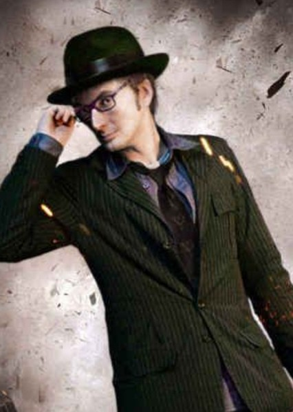 David Tennant as The Riddler in The Perfect Batman Movie