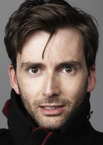 David Tennant as Mickey in Red Rising