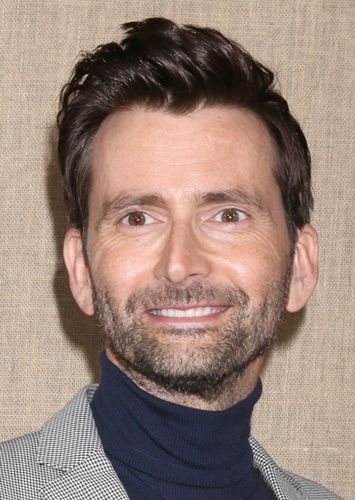 David Tennant as The Riddler in Comic Villain Casting