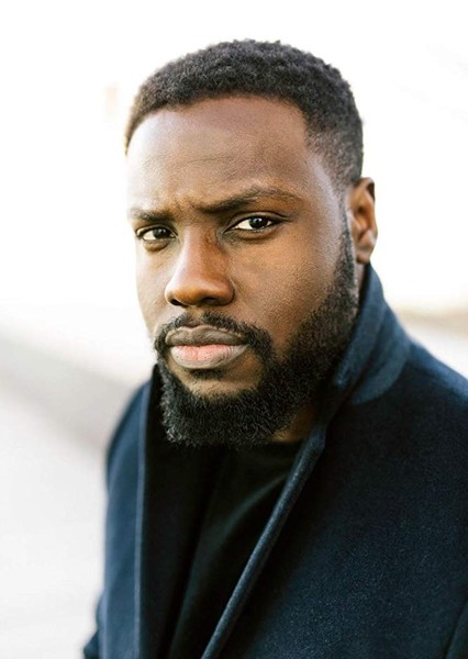 Dayo Okeniyi as Nick John in Natalee