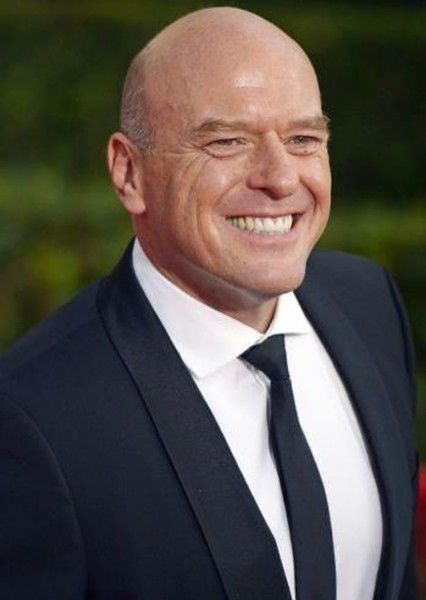 Dean Norris as Gerald Ford in Watergate