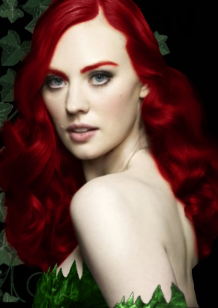 Deborah Ann Woll as Poison Ivy in DC Cinematic Universe Reboot