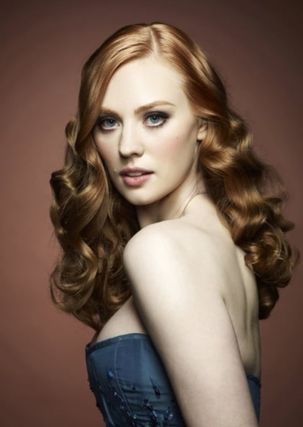 Deborah Ann Woll as Poison ivy in Batman Arkham asylum