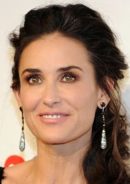 Demi Moore as Iduna in Frozen (Live-Action)