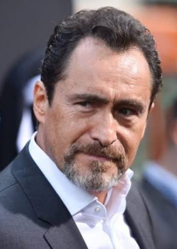 Demián Bichir as Don Rafaèl Montero in The Mask of Zorro