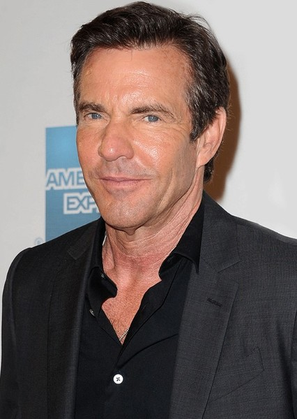 Dennis Quaid as Amos Slade in The Fox and the Hound