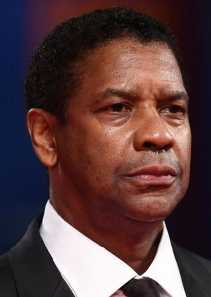 Denzel Washington as President Ronald Duncan in Macbeth