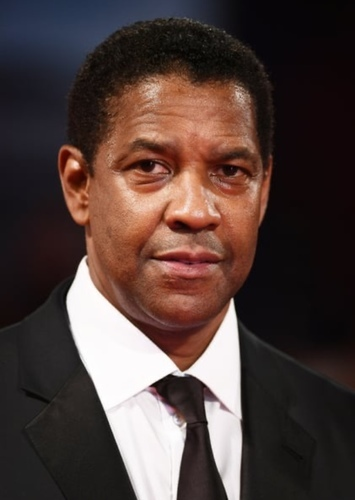 Denzel Washington as Ezra Johnson in Silverado