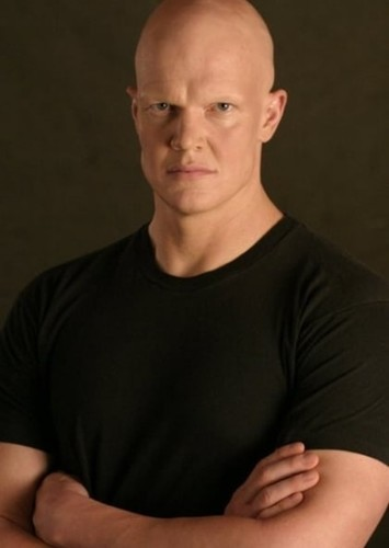 Derek Mears as Trap Jaw in He-Man and the Masters of the Universe