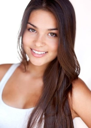 Devery Jacobs as Taylor Black in Witch On Campus