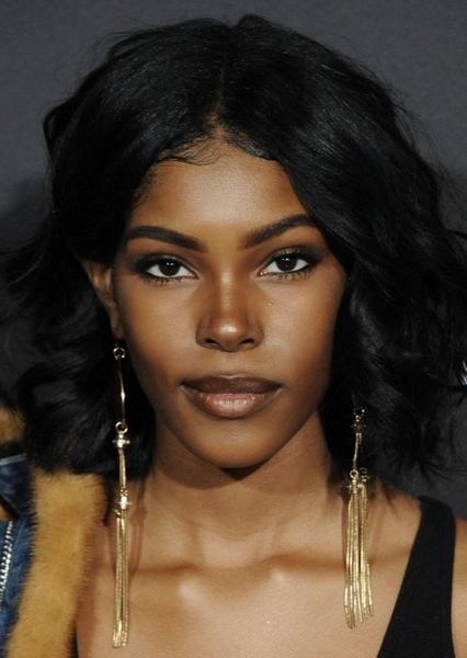 Diamond White as Amber Bolfo Amber B. in Selah and the Spades (Reboot Series)