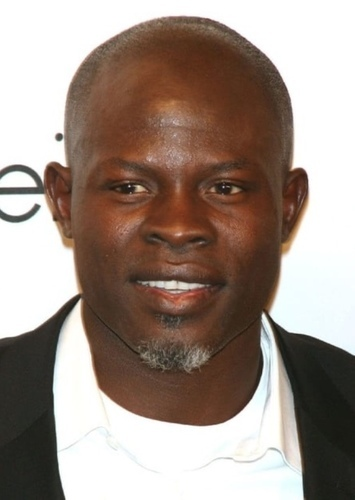 Djimon Hounsou as Black Manta in Justice League(avengers style)(Anti Life)
