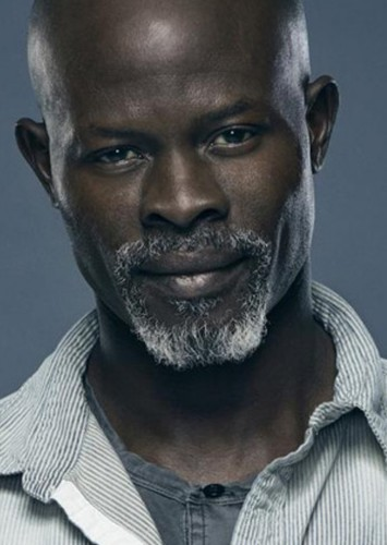 Djimon Hounsou as Korath in Captain Wonder
