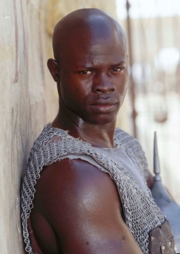 Djimon Hounsou as Black Panther in The Avengers Early 2000s