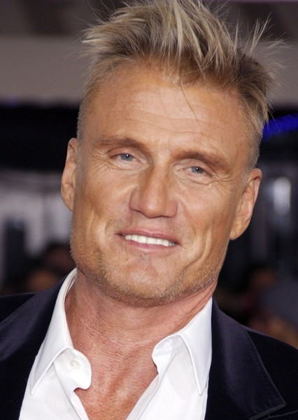 Dolph Lundgren as Sobek in Solar Smash