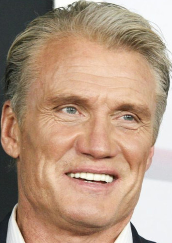 Dolph Lundgren as Gunner Jensen in The Expendables 4