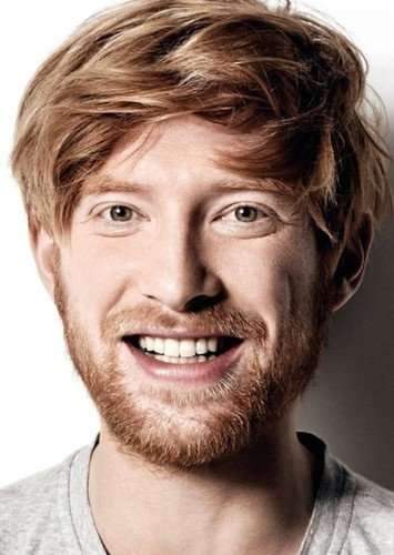 Domhnall Gleeson as Rat in The Wind in the Willows