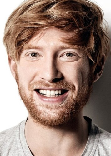 Domhnall Gleeson as Charlie in The Guest List