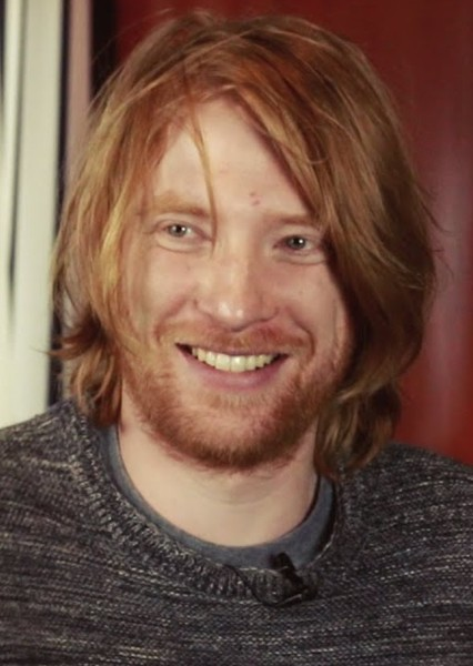 Domhnall Gleeson as Sean MacGuire in Red Dead Redemption.