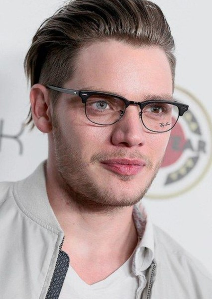 Dominic Sherwood as Prince Topaz in Amethyst, Princess of Gemworld