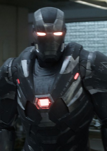 Don Cheadle as James Rhodes in The New Avengers: Secret Invasion