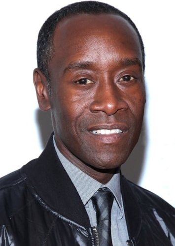 Don Cheadle as War Machine / James Rhodes in Avengers Academy