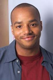 Donald Faison as Ghandi in Clone High ('90s live action movie)