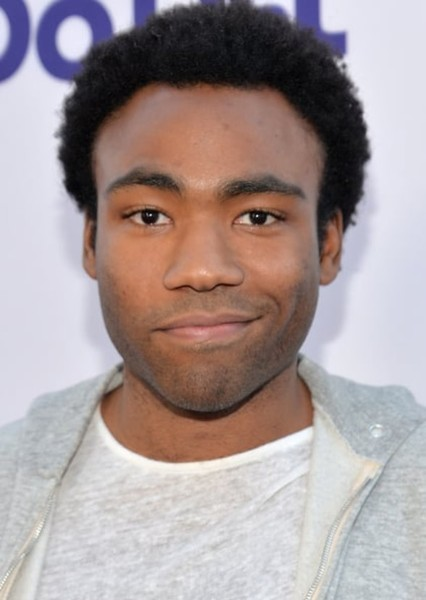 Donald Glover as Cinna in The Hunger Games