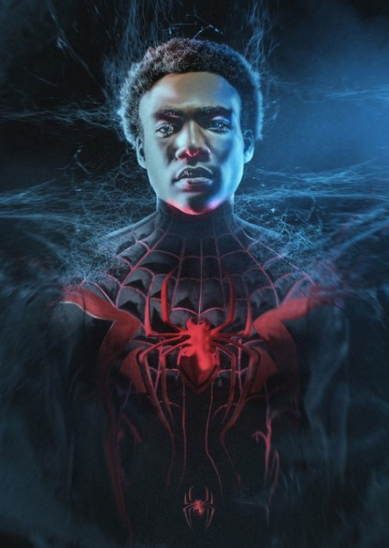 Donald Glover as Miles Morales in Spider-Man 7 [Read my Previous SM 6 before this]