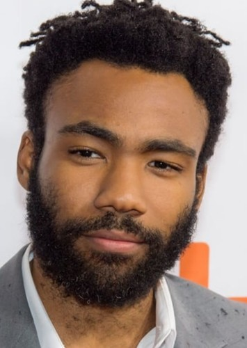 Donald Glover as Aaron Davis in The Sinister Six