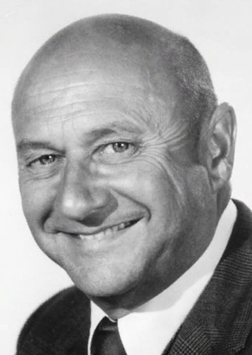 Donald Pleasence as Doctor Octopus in Spider-Man (60s)