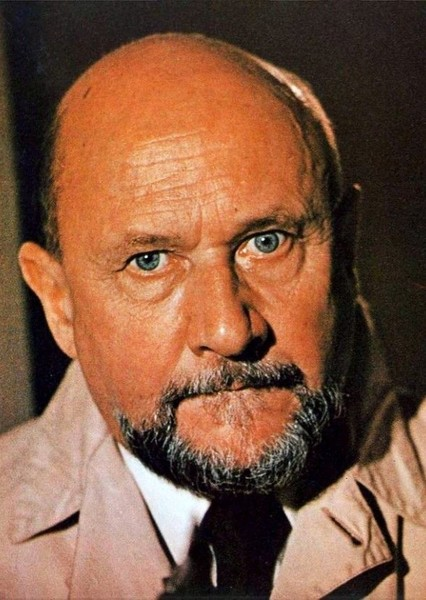 Donald Pleasence as Albus Dumbledore in Harry Potter and the Chamber of Secrets (1987)