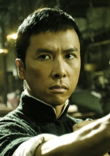 Donnie Yen as Teo in Gladiator Boy