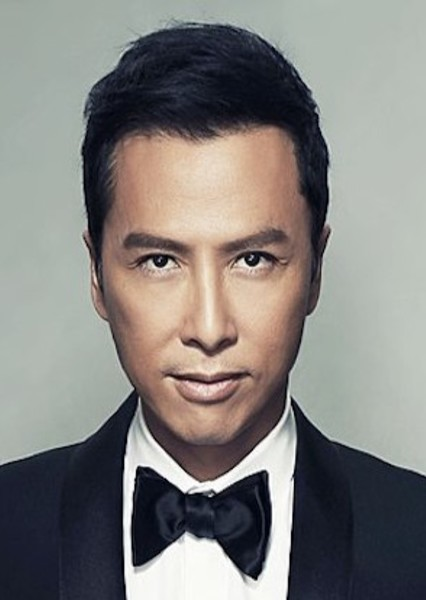 Donnie Yen as Wang Lung in The Good Earth