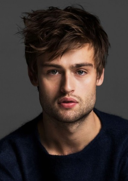 Douglas Booth as Jordan in The Mortal Instruments
