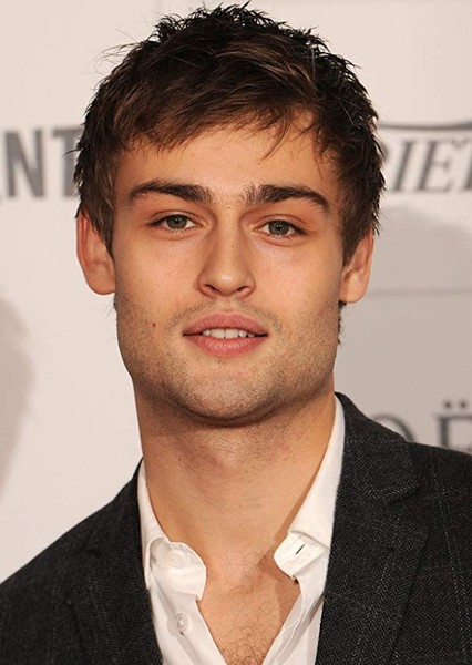 Douglas Booth as Jimmy in Fallen too Far (Rosemary Beach Series)