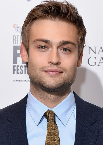 Douglas Booth as Vayhew in Switch / Changeover