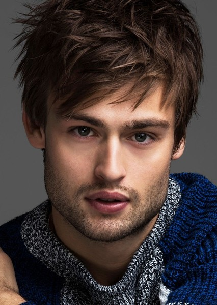 Douglas Booth as Carter Woodwork in The Selection Series