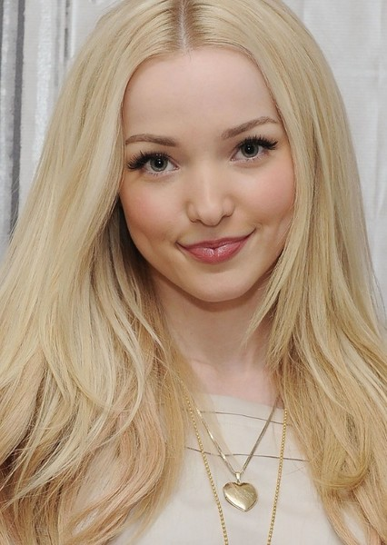Dove Cameron as Rapunzel in Tangled