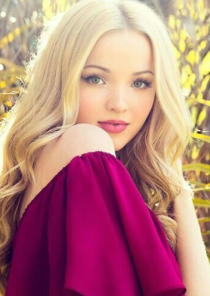 Dove Cameron as Andrina in The Little Mermaid