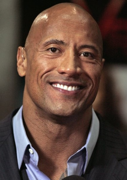 Dwayne Johnson as Dada Frog in Dada