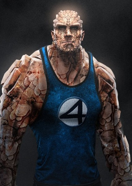 Dwayne Johnson as Thing in Marvel Ultimate Alliance