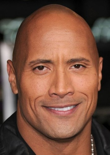 Dwayne Johnson as Manny in Ice Age (Live Action)